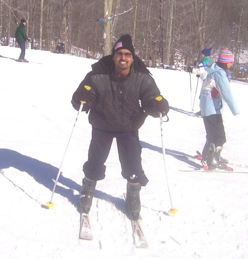 Skiing at the Appalachians